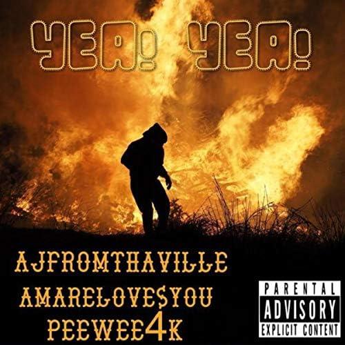 Ajfromthaville feat. Amarelovesyou