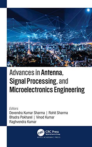 Advances in Antenna, Signal Processing, and Microelectronics Engineering Front Cover
