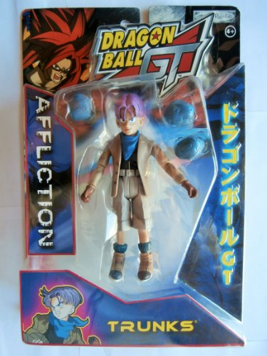 "Dragonball GT 6"" TRUNKS (AFFLICTION) Action Figure - JAKKS"