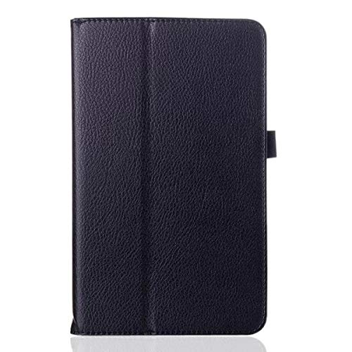 Samsung Galaxy Tab 4 7.0' Case,Samsung t230 Tablet Case,Beebiz Ultra Slim Lightweight PU Leather Stand Case Cover for Samsung Galaxy Tab 4 7.0 T231 Tablet(Black)