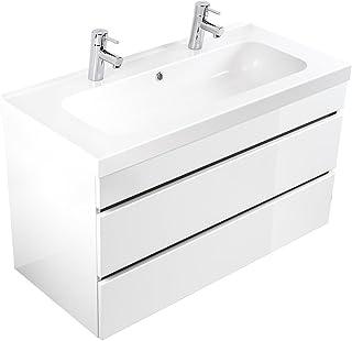 Amazon.fr : meubles vasque salle de bain 100 cm