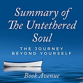 Summary of The Untethered Soul audiobook cover art