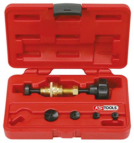 KS Tools 136.1105 Juego de fresadora de grifos 1/4