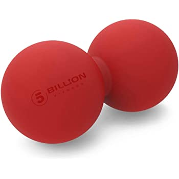 5BILLION Pelota Masaje Double Masaje Ball - Pelota Lacrosse ...