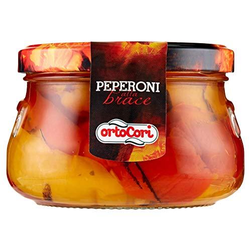 Ortocori Peperoni alla Brace, 320g