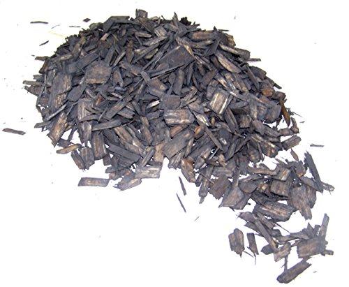 Dekormulch Steingrau 50L Körnung 10-40mm Rindenmulch