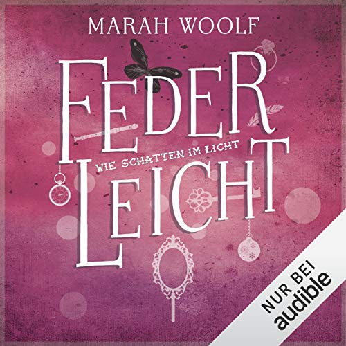 Wie Schatten im Licht audiobook cover art