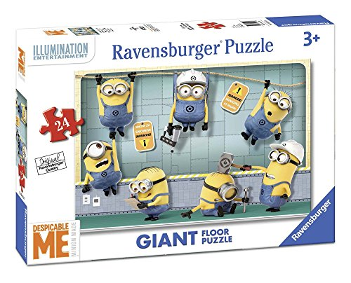 MINIONS Puzzle (Ravensburger 05525)