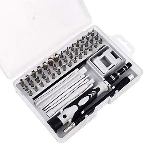 YUQIYU 46 PC/sistema de juego de llaves de carraca Multifunctionl Profesional mecánico de reparación Kit de herramientas de combinación con lleva la caja de reparación de automóviles