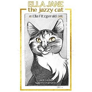 Ella Jane the Jazzy Cat cover art