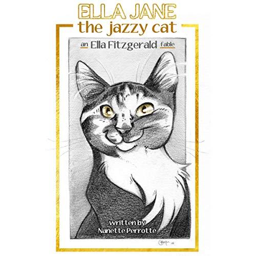 Ella Jane the Jazzy Cat audiobook cover art