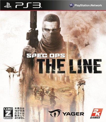 """Spec Ops The Line [CERO Rating """"Z""""] (japan import)"""