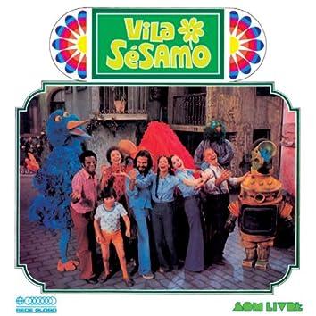 Vila Sésamo (Trilha Sonora Original)