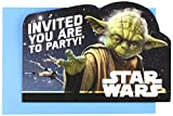 Star Wars™ Classic Postcard Invitations, Party Favor