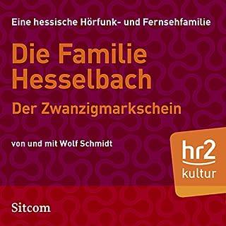 Der Zwanzigmarkschein (Die Hesselbachs 1.19) Titelbild