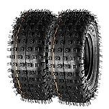 315/35R17 Summer Tires - MaxAuto 145/70-6 145 70-6 Tires Mini Bike Go-Kart Knobby Tires Sport ATV UTV Tires, 4PR, Tubeless, Set of 2