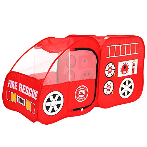 Hong-wei Spielzelt Spiel-Zelt for Jungen, Spiele Foldaway Auto Spielhaus Zelt- Haus Excellent for Indoor & Outdoor Einsatz- Ideal for Kinder und Haustiere Wein Set-Up spielzelt mädchen