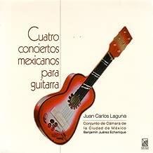 Four Mexican Guitar Concertos