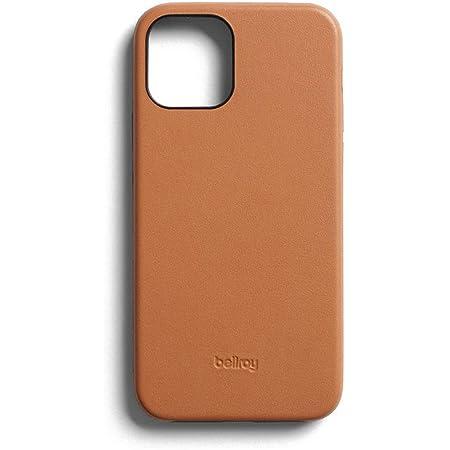 Bellroy Funda de Piel Slim Premium para el iPhone 12 - Toffee