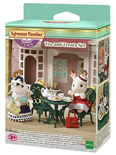 Sylvanian Families 6012 Café Einrichtungsset - Puppenhaus Einrichtung Möbel
