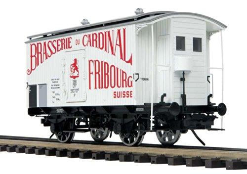Mth Electric Trains 120909050 – Chariot Privée bière Brasserie du Cardinal