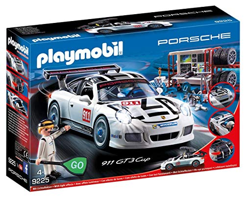 Playmobil playmobil-9225 Porsche 911GT3Cup, (9225)