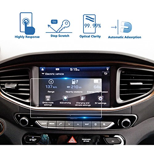 pantalla radio coche de la marca LFOTPP