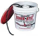 """Crack StixTM 125 FT. Medium 1/2"""" Permanent Blacktop Crack Filler -..."""