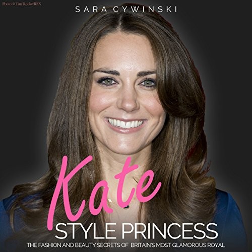 Kate: Style Princess audiobook cover art