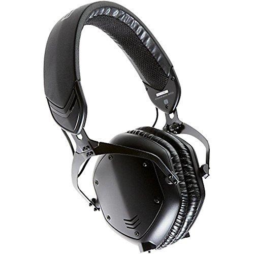 V-MODA Crossfade LP Over-Ear Metal Headphones (Stealth Black