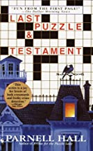 Last Puzzle & Testament (Puzzle Lady Mysteries Book 2)