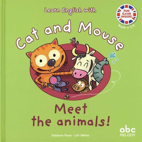 Meet the animals! (1CD audio)