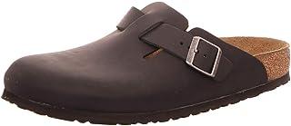 Birkenstock Schuhe Boston SFB Birko-Flor Weichbettung Normal