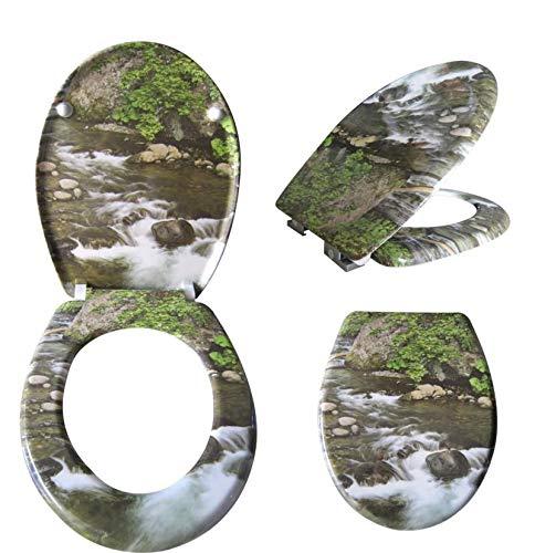 Wc-bril met softclose toiletbril wc-deksel engel MKP 109
