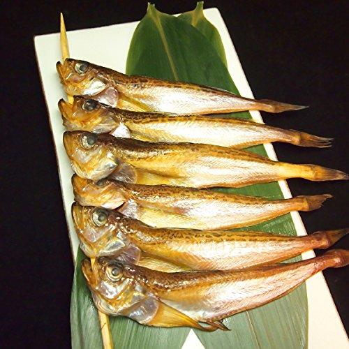 築地魚群 干物 ハタハタ醤油漬け 国内加工 6尾