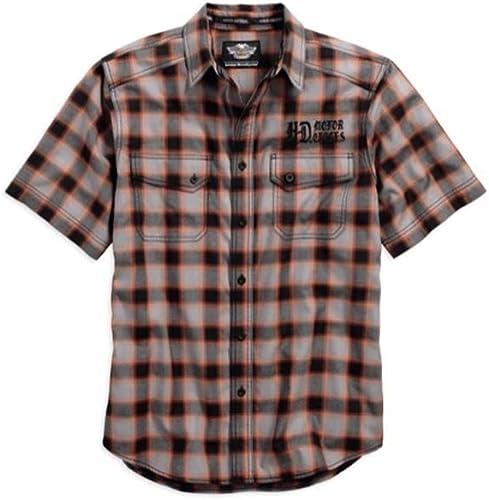 Harley Davidson Hemd Cotton Oxford