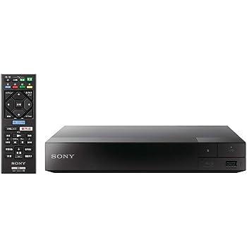 ソニー ブルーレイプレーヤー/DVDプレーヤー コンパクト スタンダードモデル BDP-S1500