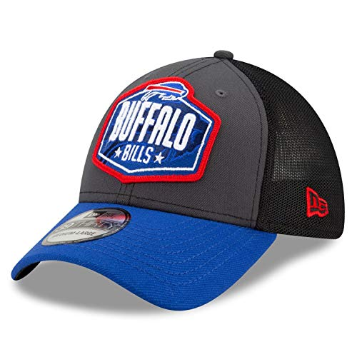 New Era - NFL Buffalo Bills 2021 Draft 39Thirty Trucker Stretch Cap - Multicolor multicolor Large/X-Large