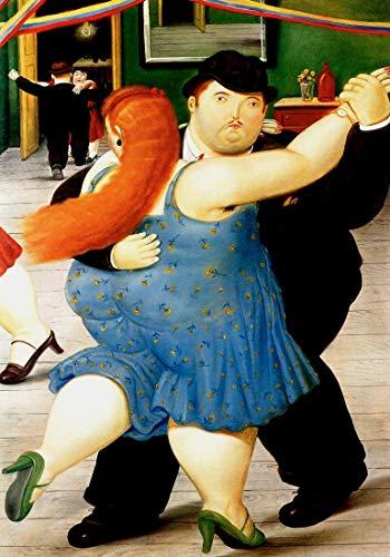 Botero 11 Poster cm 35x50 Affiche Plakat Fine Art Il Negozio di Alex
