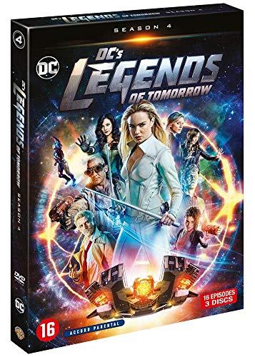DC's Legends of Tomorrow-Saison 4 [DVD]
