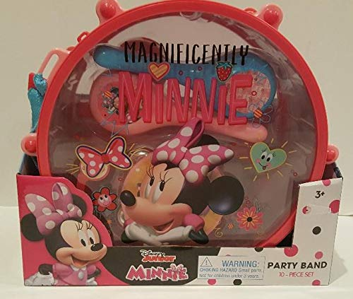 Disney Junior Minnie Party Band 10 Piece Set