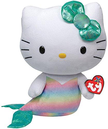 Ty Beanie Buddies Hello Kitty Mermaid Medium Plush