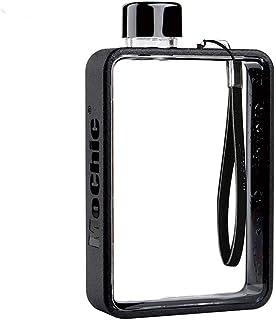 ZZTT BPA-Libre Botella de Agua a Prueba de Fugas Reutilizable Ejercicio de Ciclismo al Aire Libre Entrenamiento físico Gimnasio Acampar Salud Botella