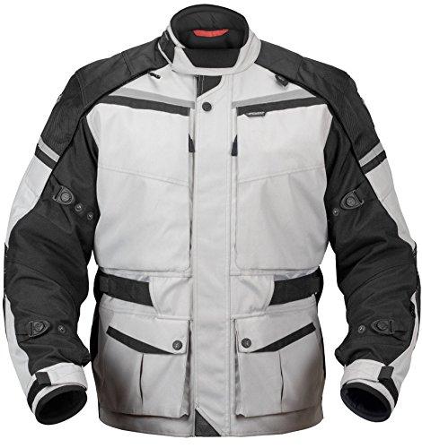 Pilot Trans.Urban Jacket V2 (Silver, Small)