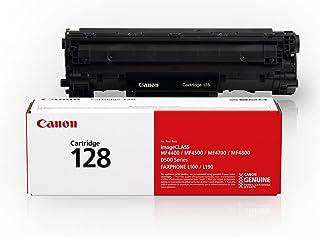 Canon Genuine Toner Cartridge 128 Black