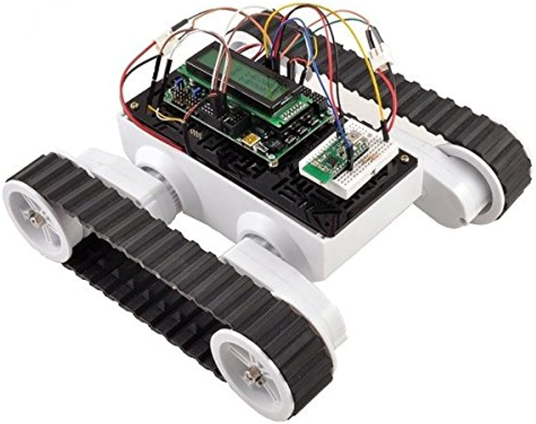 Pololu Gehäuse Rover 5 Dagu mit Encoders B00L7Z7D1G Modisch  | Das hochwertigste Material