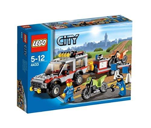LEGO City - Camioneta Remolque para Motocross (4433)