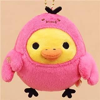 Zodiac sign Rilakkuma yellow chick as Scorpio plush toy charm