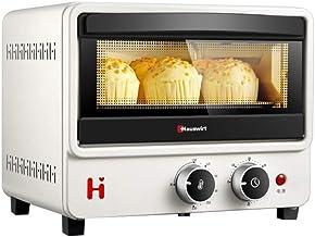 Fours grille-pain Mini Four 12L, Fonctions de Cuisson et grillades Multiples, température et minuterie réglables, accessoi...