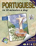 PORTUGUESE in 10 minutes a day: Language course for beginning and advanced...